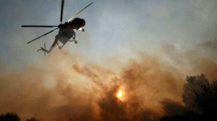 Πολύ υψηλός ο κίνδυνος εκδήλωσης πυρκαγιάς την Κυριακή