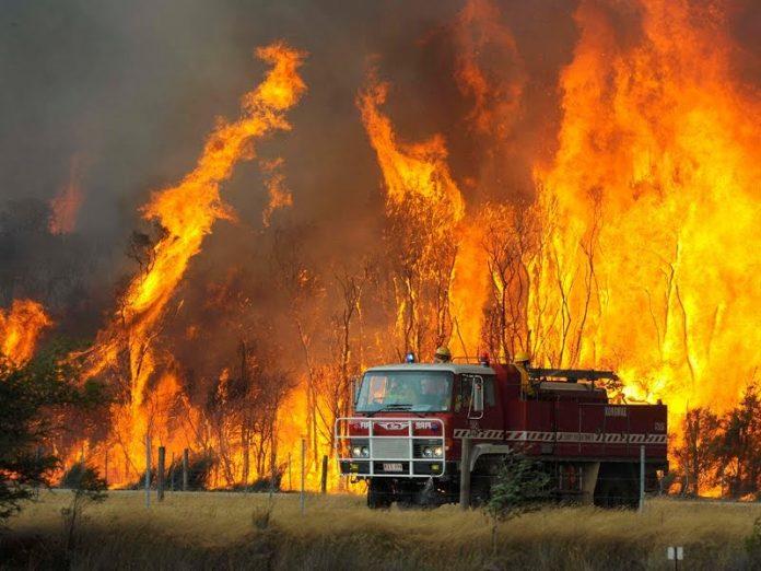 ΓΓΠΠ, εξάπλωση ,πυρκαγιών , επικράτεια,