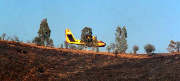 Εύβοια: Τεράστια η έκταση της φωτιάς στα Μανίκια - Εκκενώθηκε κοντινό χωριό!