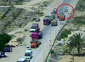 Αίγυπτος, τανκ, αυτοκίνητο, εκρηκτικά,