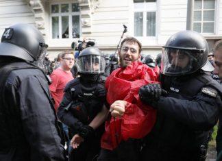Αμβούργο, Έλληνας, συλληφθέντες,