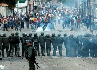 Βενεζουέλα, απεργία, νεκροί,