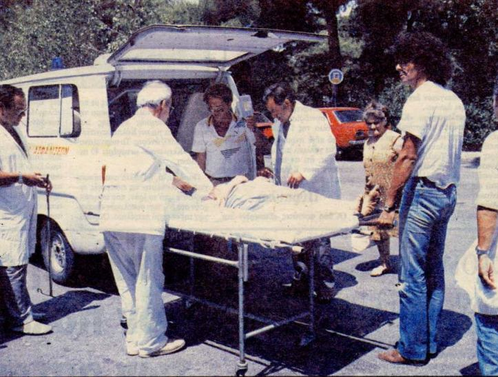 Ελλάδα, 1987, καύσωνας, φονικός, νεκροί,