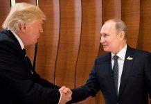 ΡΩΣΙΑ: Ο Πούτιν ευχαρίστησε τον Τραμπ και τη CIA