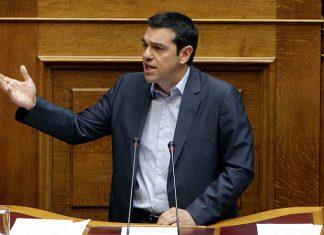 Αλ. Τσίπρας: Δεν έχουμε μεσάζοντα αλλά συμφωνία ανάμεσα στα δυο κράτη