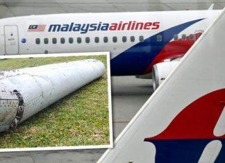 συντρίμμια, πτήσης, MH370, 2014,