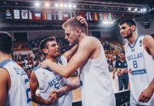 eurobasket, Μπάσκετ, Εθνική νέων,