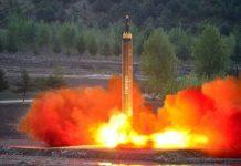 Βόρεια Κορέα, σεισμική δόνηση, μετασεισμός, πυρηνική δοκιμή,