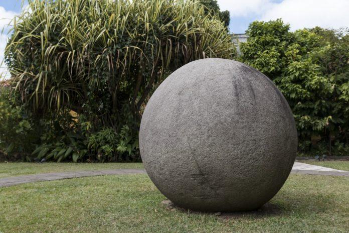 Κόστα Ρίκα, πέτρινες σφαίρες,