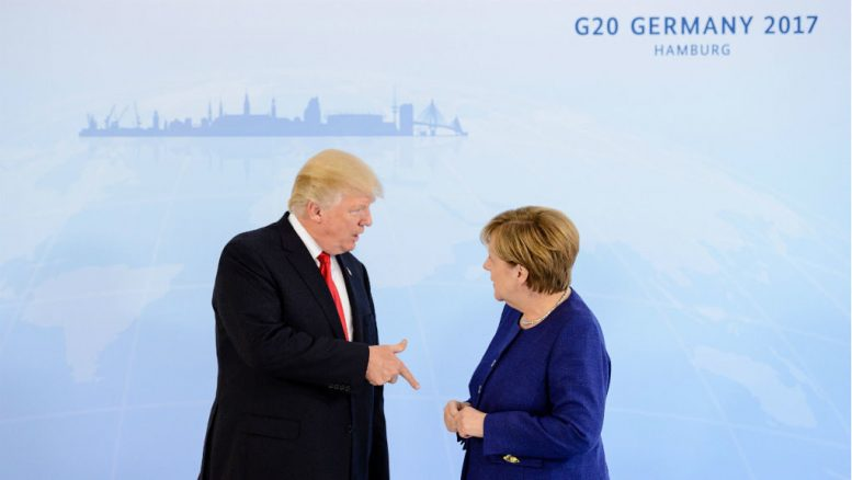 Αμβούργο, G20, Οικονομία, κλίμα,