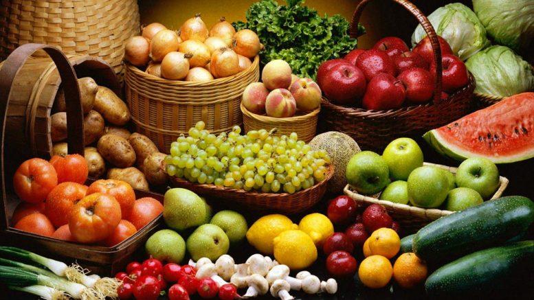 φρούτα, λαχανικά, φυτοφάρμακα,