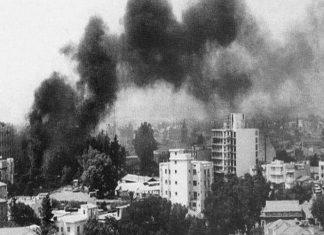 Ιστορίες, διχοτόμηση, Κύπρος, 1974,