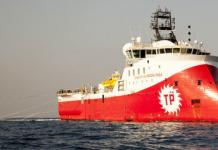 ΤΟΥΡΚΙΑ: Ξαναβγάζει το Barbaros στη Μεσόγειο για τέσσερις μήνες – Νέα Navtex