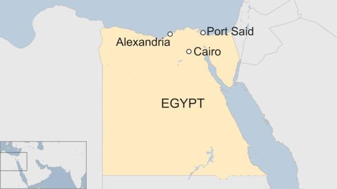 Αίγυπτος, αμαξοστοιχιών, Αλεξάνδρεια, νεκροί,