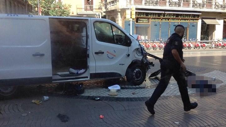 ανθρωποκυνηγητό, επίθεση, Βαρκελώνη, CIA