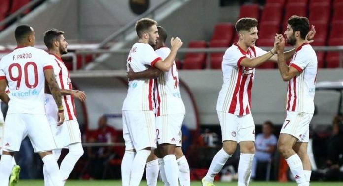 Super league: Άρης - Ολυμπιακός 0-1