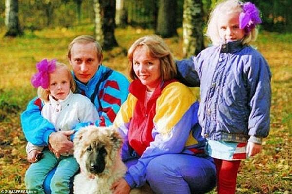 αδημοσίευτες, φωτογραφίες, Β.Πούτιν,