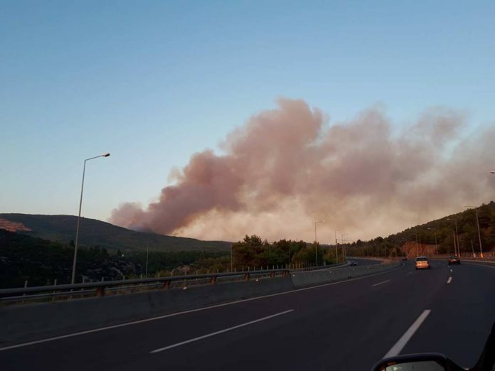 Ηράκλειο: Συναγερμός για νέα πυρκαγιά στις Αρχάνες,