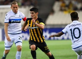 ΑΕΚ – Μίλαν 0-0
