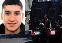 ισπανική αστυνομία, μακελάρης, Βαρκελώνη, νεκρός,