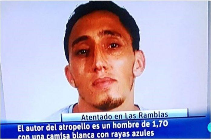 Βαρκελώνη-τρομοκράτης