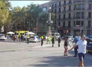 Βαρκελώνη, κρίσιμη κατάσταση, ελληνική οικογένεια,