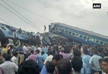Ινδία, εκτροχιασμός, αμαξοστοιχίας, 14 νεκροί,