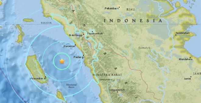 Ινδονησία, σεισμός,