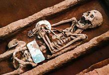 Εκατόν δέκα συνολικά τάφοι παιδιών, ηλικίας πάνω από 2.000 χρόνων, ανακαλύφθηκαν στη βόρεια επαρχία Χεμπέι
