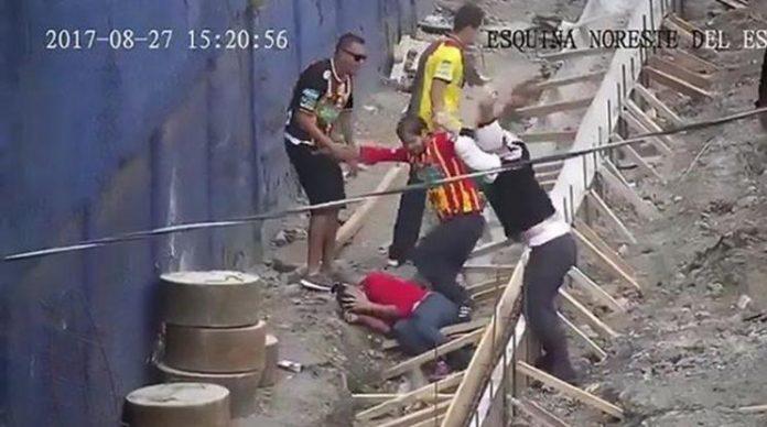 Κόστα Ρίκα, δολοφονικό χτύπημα, κεφάλι, βράχος, οπαδοί,
