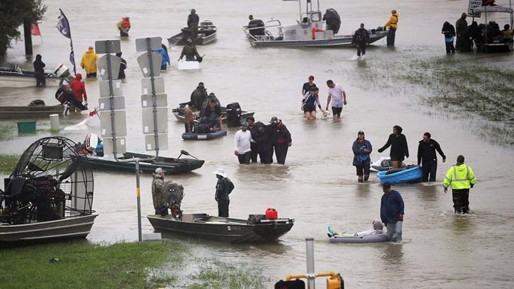 Χιούστον, καταστροφές, 40.000 σπίτια,