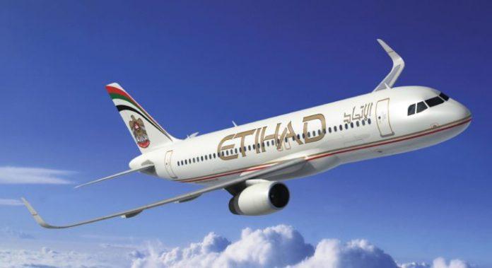 απετράπη, βομβιστική επίθεση, Etihad Airways,