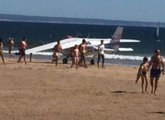 Πορτογαλία, μικρό αεροπλάνο, δύο νεκροί,