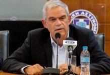 Τόσκας: Δεν ανεχόμαστε φασίζουσες νοοτροπίες από κανέναν