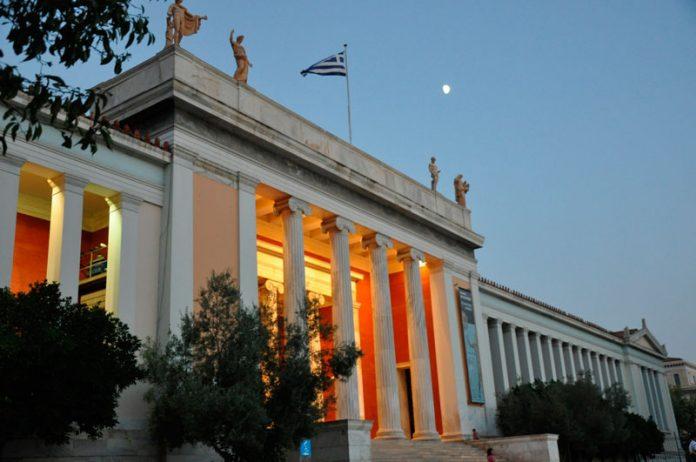 Πανσέληνος, Αύγουστος, Εθνικό Αρχαιολογικό Μουσείο,