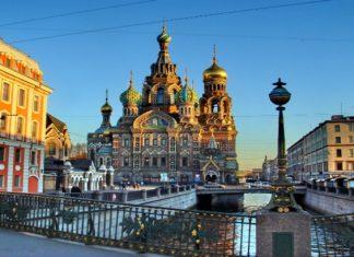 Αγία Πετρούπολη,