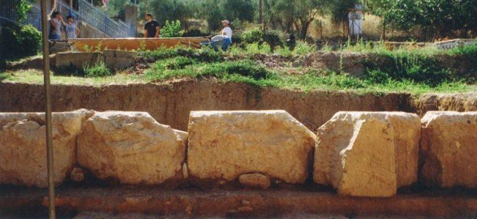 ανακάλυψη, Εύβοια, ναός Αρτέμιδος,
