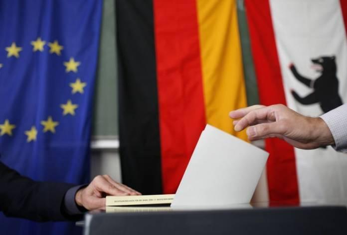 Γερμανία, συμμετοχή, Εκλογές,