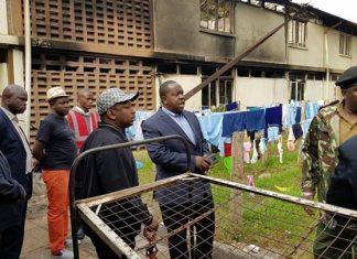 Κένυα, μαθήτριες, οικοτροφείο, νεκρές,