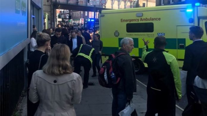 Λονδίνο, τρομοκρατικό χτύπημα, μετρό,
