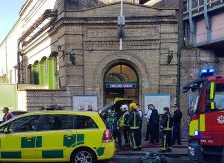 ΛΟΝΔΙΝΟ: Επίθεση με μαχαίρι σε σιδηροδρομικό σταθμό