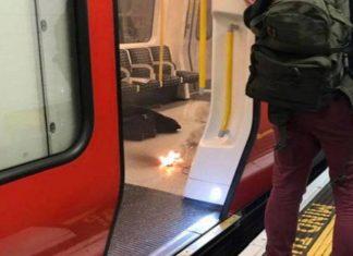 Λονδίνο, Έκρηξη, μετρό, Tower Hill,