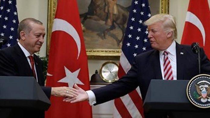 «Κλείδωσε» η συνάντηση Τραμπ – Ερντογάν για τις 13 Νοεμβρίου
