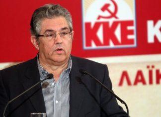 Κουτσούμπας: Το ΚΚΕ θα αντιπαλέψει και τη νέα κυβέρνηση