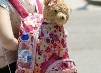 σχολική τσάντα, παιδιά, προσοχή,