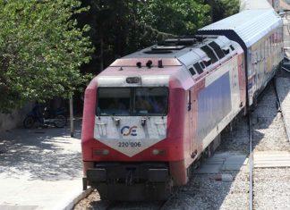 Παλαιοφάρσαλο: Εκτροχιασμός βαγονιών τρένου