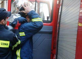 Σητεία: Ανεξέλεγκτη η φωτιά - Κινδύνευσαν πυροσβέστες