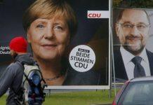 Γερμανία, Εκλογές, Μέρκελ, Σουλτς, ακροδεξιά,