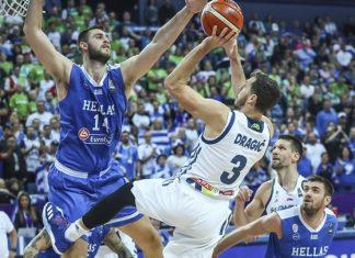Ευρωμπάσκετ, Ελλάδα, οκτώ, Λιθουανία,