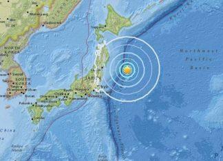 Ιαπωνία, σεισμός,